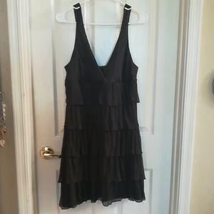 Dark Grey night out dress size 10